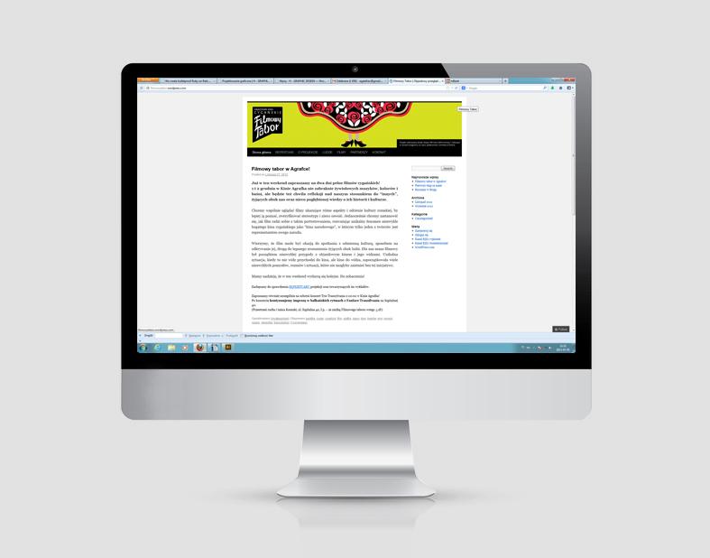 Highly detailed responsive desktop computer vector